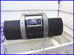 Sirius XM Satellite Radio BoomBox Boom Box SUBX1 SP4 Receiver