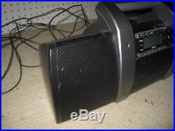 Sirius XM Satellite Radio ST4 SubX1 Boombox Dock LIFETIME SUBSCRIPTION Music $$