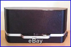Sirius XM Satellite Radio SXABB1 Portable Speaker Dock with Remote MINT
