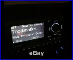 Sirius XM Sportster 4 Satellite Radio With LIFETIME Subscription 2 Boomboxs