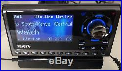 Sirius XM Sportster 5 SP5 Satellite Radio Currently Active! Possible Lifetime