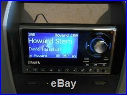 Sirius XM Sportster 5 SP5 Satellite Radio Receiver Active Subscription Lifetime