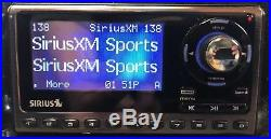 Sirius XM Sportster 5 Satellite Radio with Possible LIFETIME Subscription SP5