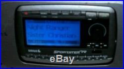 Sirius/XM Sportster SP-R2 Satellite Radio Lifetime Subscription Pause Feature