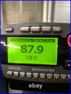 Sirius XM Sportster Satellite radio Activated maybe lifetime