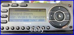 Sirius XM Starmate 3 ST3 Satellite Radio Receiver LIFETIME subscription HOWARD