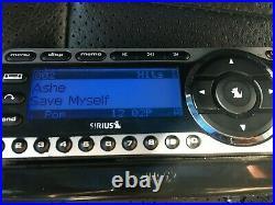 Sirius XM Starmate 4 ST4 Satellite Radio Receiver LIFETIME SUBSCRIPTION Stern