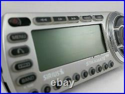 Sirius XM Starmate ST2 Replay Satellite Radio Receiver Lifetime Howard Stern