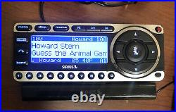 Sirius XM Starmate ST4R Satellite Radio Receiver with LIFETIME subscription