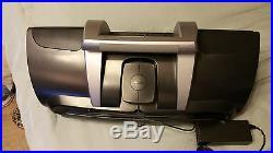 Sirius XM Stiletto SL100 Select Lifetime activated SUBX1 Boom Box