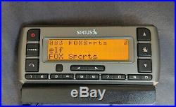 Sirius XM Stratus 3 SV3R Satellite Radio Receiver with LIFETIME subscription