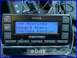 Sirius XM Stratus 6 SDSV6 Satellite Radio Receiver with LIFETIME subscription
