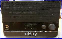 Sirius XM TTR1 Tabletop Internet Boombox Alarm Clock Radio ACTIVE SUB! LIFETIME