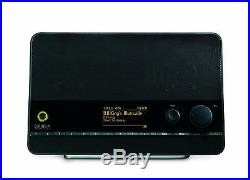 Sirius XM TTR1 Tabletop Internet Satellite Radio Boombox Alarm Clock Radio