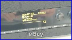 Sirius XM TTR1 Tabletop Internet Satellite Radio with Lifetime Subscription