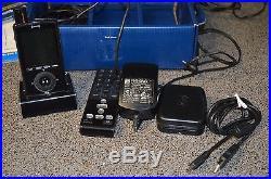 Sirius/XM XMp3i Portable Satellite XM Radio + Home Kit and Accessories