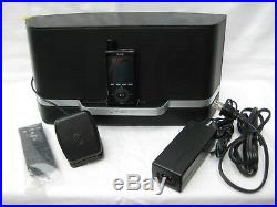 Sirius XM XMp3i receiver & SXABB1 docking station