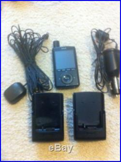 Sirius XPMP3I XM Portable Satellite Radio Receiver With Home Kit & Vehicle Kits