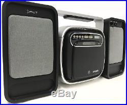 Sirius Xact Stream Jockey XTR1 ACTIVE Radio LIFETIME SUBSCRIPTION + Boombox XM
