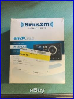 Sirius Xm Radio Onyx Plus