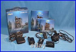 Sirius Xm XMp3i Portable Satellite Radio & MP3 Player Home Kit with Remote