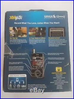 Sirius satellite radio XMp3i