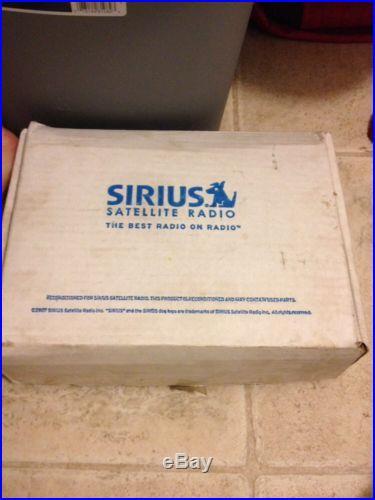 Sirius sportster 4