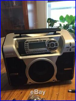 Sirius xm radio lifetime subscription Boom Box And Carhook Up Life Time Air Time