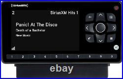 Siriusxm Satellite Car XM Radio Activated Subscription Lifetime, Wireless Remote