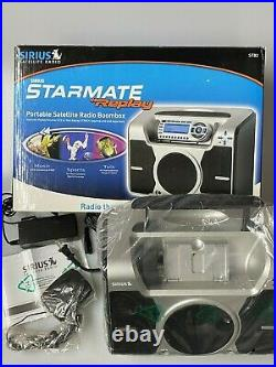 Sirus Satelite Radio Starmate Replay Portable Life Time Membership M#stb2