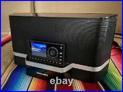 Sirus XM Radio Portable Speaker Dock SXABB2 Onyx + Remote Active Subscription