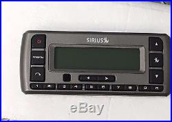 Subx1 Sirius SV3R Boom Box w SV3R Receiver + Lifetime Subscription Guaranteed