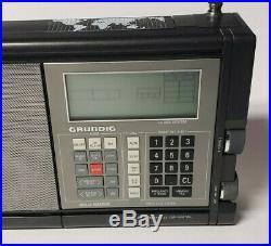 Tested Grundig Satellit 700 Am Fm Lw Sw World Receiver Radio