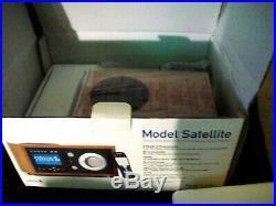 Tivoli Model Satellite Sirius Satellite /am/fm Analog Table Radio New In Box