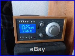 Tivoli Model Satellite Table Radio with Guaranteed Sirius LIFETIME SUBSCRIPTION