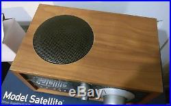 Tivoli Satellite Radio LIFETIME Subscription! MINT/Immaculate Condition + Speak