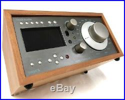 Tivoli Sirius Satellite Tabletop Radio + Vintage Analog AM/FM Tuner Henry Kloss