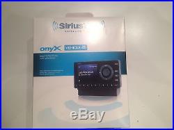 USED XM RADIO MODEL ONYX XDNX1V1 XM CAR KIT PLUS FREE PRIORITY MAIL IN 2-3 DAYS