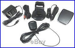 XACT XTR1 SIRIUS RADIO RECEIVER ANTENNA DOCK STAND WALL HOME CAR POWER KIT