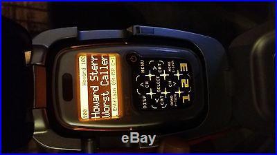 XACT XTR1 SIRIUS XM LIFETIME SUBSCRIPTION SATELLITE RADIO RECEIVER