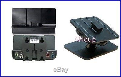 XM ONYX XM & Sirius Edge POWERCONNECT Cradle (Dock), Swivel Dash Mount XDP1V1