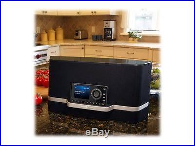 XM Onyx Radio XDNX1V1 + Portable Speaker Dock SXABB1 charger, Antenna, Remote +++