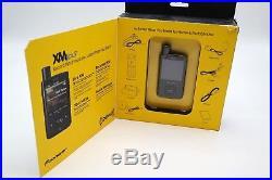 XM Pioneer GEX-XMP3 Satellite Radio Receiver