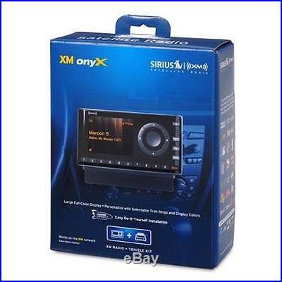 XM SIRIUS ONYX RADIO XDNX1V1+ POWERCONNECT CAR KIT