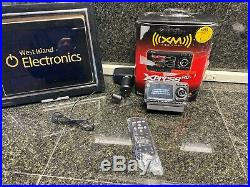 XM Satellite Radio Xpress RCi with Car Kit & AUDIOVOX XM PORTABLE SOUND SYSTEM