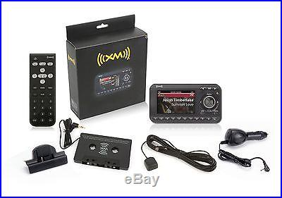XM Satellite XM-CK30P Radio Tuner with Car Kit New XMCK30P