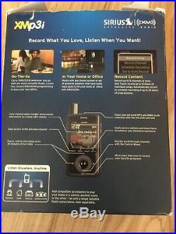 XPMP3H1 Portable Handheld Sirius XM Satellite Radio Receiver with Home Kit XMp3i