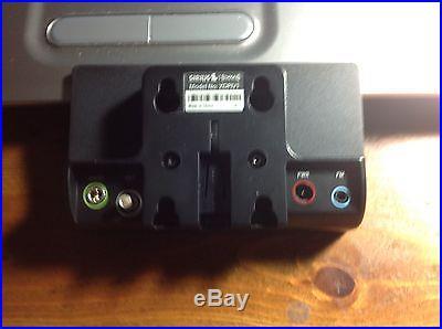 XM RADIO POWER CONNECT CRADLE LOWER PRICE MODEL XDP1V2 ONYX// XPRESS OEM