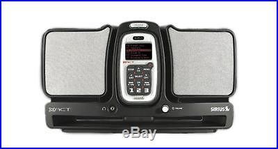 Xact XTR1 Sirius XM Satellite Radio Unit Portable Boom Box Free Lifetime Account
